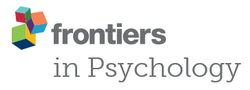 Frontiers in Psychologyのロゴ画像